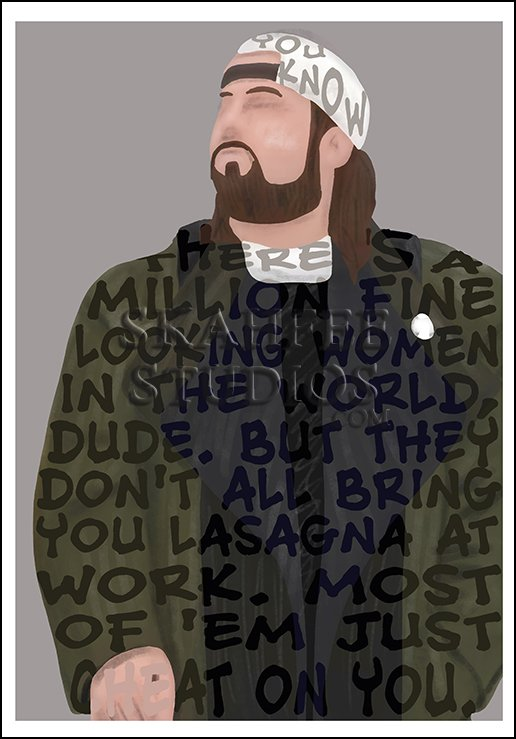 Silent Bob - Click Image to Close