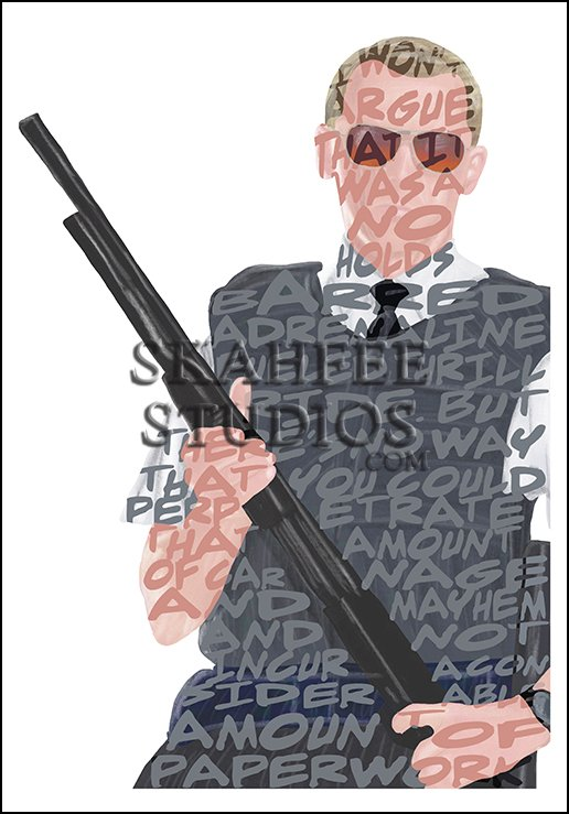 Hot Fuzz Nicholas - Click Image to Close