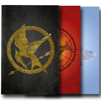 Hunger Games Three Set