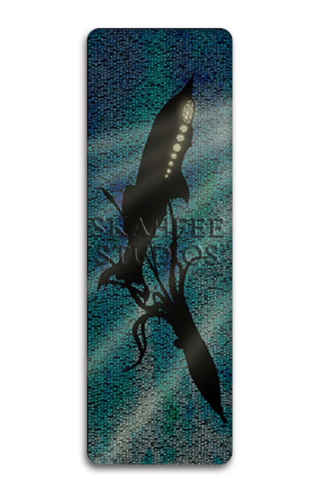20000 Leagues Under The Sea Bookmark - Click Image to Close