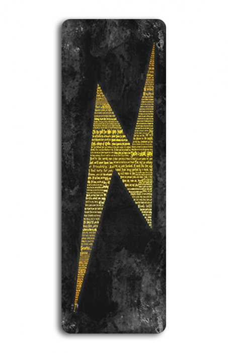 Harry Potter Heroes Bookmark