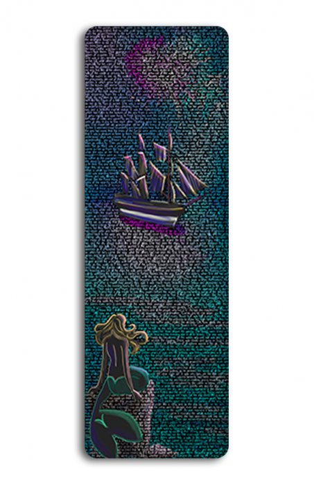 Little Mermaid Bookmark